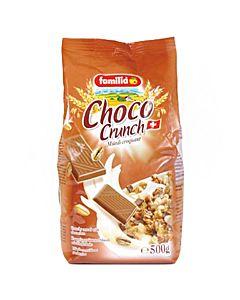 [瑞士全家] 巧克力綜合穀物早餐麥片 (500g/包)