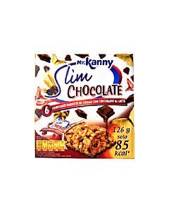 [義大利小肯尼] 巧克力穀物棒 (6入/盒)