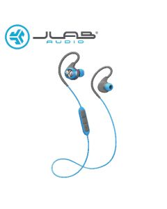 運動界的冠軍耳機 [JLab] Epic 2 藍牙運動耳機-灰藍