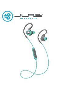 運動界的冠軍耳機 [JLab] Epic 2 藍牙運動耳機-灰綠