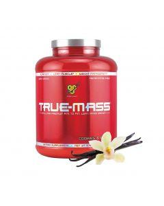 [BSN] True-Mass 高熱量增重乳清蛋白-香草 (5磅/罐)