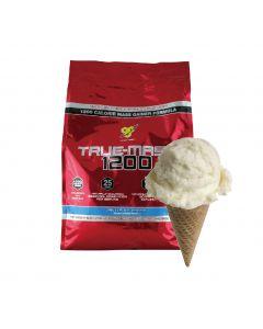 [BSN] True-Mass 1200高熱量乳清蛋白-香草 (10.25磅/袋)