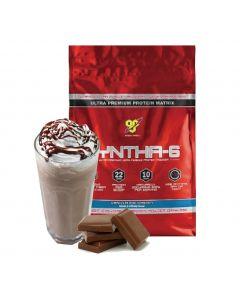 [美國 BSN] Syntha-6乳清蛋白-巧克力奶昔(10磅/袋)