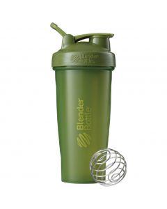 [Blender Bottle] Classic搖搖杯(840ml/28oz)-軍綠色