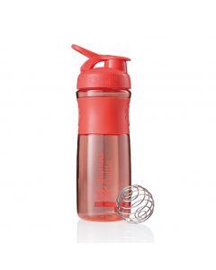 [Blender Bottle] SportMixer Grip(830ml/28oz)-粉焰橘