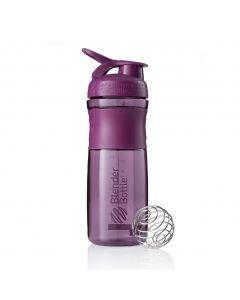 [Blender Bottle] SportMixer Grip(830ml/28oz)-珊瑚紫
