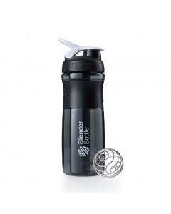[Blender Bottle] SportMixer Grip(830ml/28oz)-黑尚白