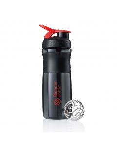 [Blender Bottle] SportMixer Grip(830ml/28oz)-黑艷紅