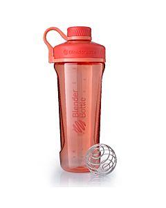 [Blender Bottle] Radian大容量搖搖杯(940ml/32oz)-粉焰橘