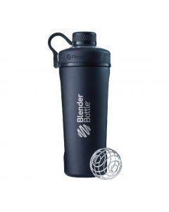 [Blender Bottle] Radian Stainless Steel 大容量搖搖杯(768ml/26oz)-神秘黑