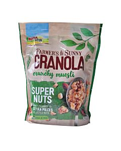 [捷克 BONAVITA] 超級堅果酥脆穀物(500g/袋)