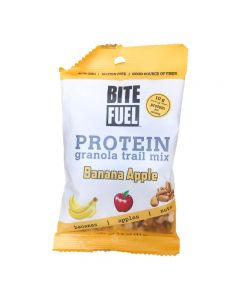 [美國BITE FUEL] BITE FUEL香蕉蘋果蛋白麥片 (43g)