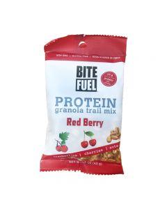 [美國BITE FUEL] BITE FUEL紅莓堅果蛋白麥片 (43g)