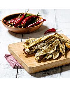 [BUGAK] 韓國江原道辣椒脆片餅乾(30g/包)