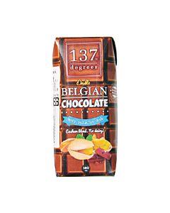 [137 degrees] 雙倍可可開心果堅果奶 (180ml/罐)