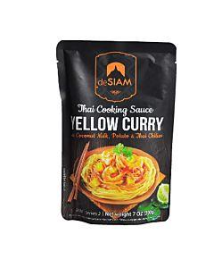[deSIAM] 泰式黃咖哩調理醬包 (200g/包)