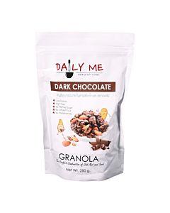 [泰國 DailyMe] 黑巧克力堅果脆穀 (250g)