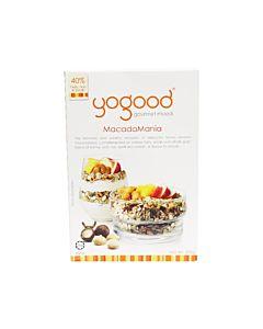 [Yogood優纖] 活力澳州堅果燕麥片 (370g盒)