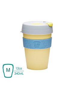 [澳洲 KeepCup] 隨身咖啡杯 - 卡士達 (M/340ml)
