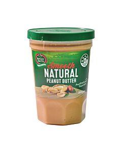 [紐西蘭 Mother Earth] 極致柔滑花生醬(無添加糖) (380g)