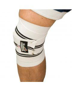[美國 Schiek] 護膝 1178型 -白底黑線