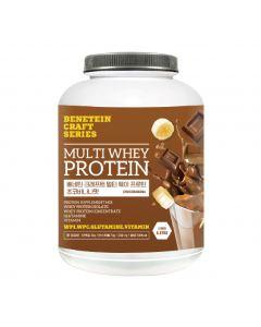[The BeneFood] Benetein綜合乳清蛋白-香蕉巧克力 (2.27kg/罐)