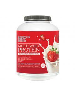 [The BeneFood] Benetein綜合乳清蛋白-草莓 (2.27kg/罐)