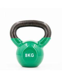 [ABsport] 包膠壺鈴8kg-綠