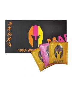 [戰神 Mars] 水果綜合低脂乳清-香蕉/荔枝/芒果 (60包/盒)