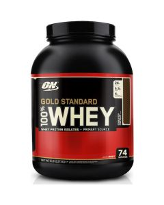 [福利品][ON] 黃金比例乳清蛋白粉-餅乾(5磅/罐)