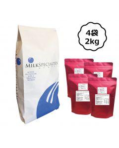 [美國 MSG] 無添加濃縮乳清蛋白粉 (2kg共4袋)