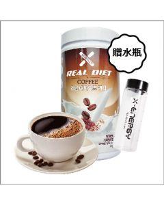 [韓國 X-Energy] 拿鐵咖啡蛋白飲 (500g/罐)