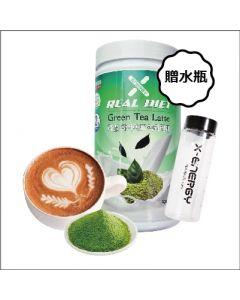 [韓國 X-Energy] 抹茶拿鐵蛋白飲(500g/罐)