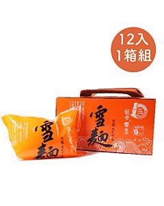 [名廚美饌] 蒟蒻雪麵(180g) 12入/箱