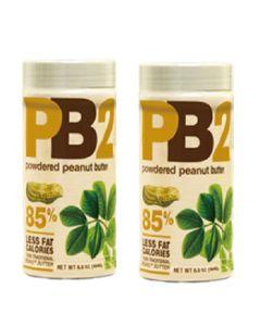 [PB2] 粉狀花生醬 (184gx2罐超值組)