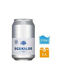 [丹麥 EGEKILDE伊克萊] 氣泡礦泉水 (330ml*6入)