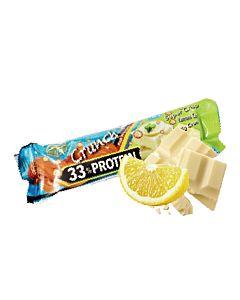 [德國 Z-Konzept] 33%酥脆蛋白棒-白巧克力檸檬蛋糕風味(50g*24條/盒)