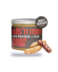 [美國Nuts' n More]香濃原味高蛋白花生醬(454g/罐)