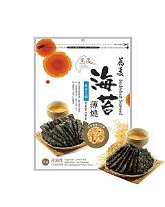 [玉民] 蕎麥海苔燒-芝麻(40g/包)