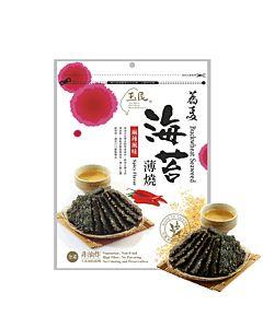 [玉民] 蕎麥海苔燒-辣味(40g/包)