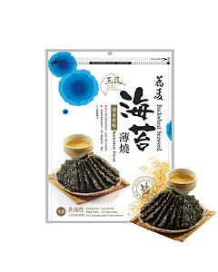 [玉民] 蕎麥海苔燒-原味(40g/包)