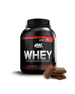 [美國 ON] 綜合乳清蛋白粉-巧克力(4.5磅/罐)