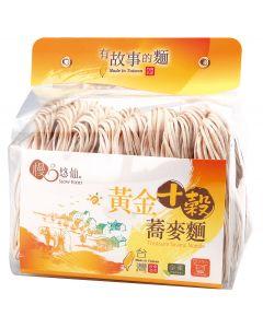 [慢悠仙] 黃金十穀蕎麥麵 (300g/包)