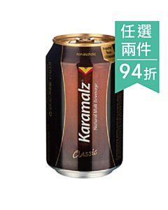 [Karamalz] 德國卡麥隆黑麥汁-原味(330mlx6入)