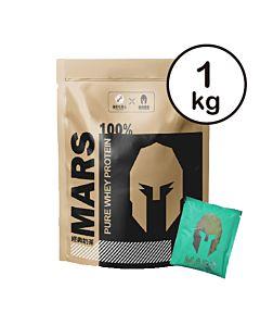 [台灣 Mars戰神] 低脂乳清-奶茶(1kg/包)