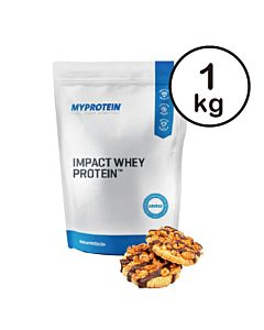 [英國 Myprotein] 濃縮乳清蛋白-巧克力花生醬(1kg/包)