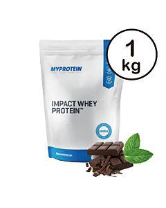 [英國 Myprotein] 濃縮乳清蛋白-薄荷巧克力(1kg/袋)