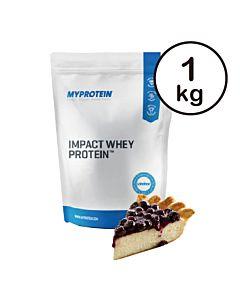 [英國 Myprotein] 濃縮乳清蛋白-藍莓起司蛋糕(1kg/包)