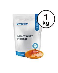 [英國 Myprotein] 濃縮乳清蛋白-焦糖海鹽(1kg/袋)
