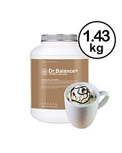 [韓國 Dr. Balance+] 乳清蛋白-摩卡咖啡(1.43kg/罐)(含湯匙)